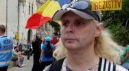 """Alo, Poliția ! Cu ce declarație a mers """"protestatarul"""" Marian Ceaușescu acasă la Ion Iliescu ?"""