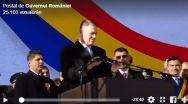 Ne indignăm și noi mai cu talent ? Iohannis murdărește și Ziua Unirii
