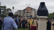 IPS Varsanufie l-a adus pe Sfântul Ocrotitor al Râmnicului în centrul Râmnicului
