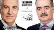 Îndemnul la vot al președintelui ALDE Călin Popescu-Tăriceanu