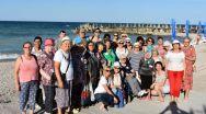 Excursie pentru bătrâni care nu au văzut niciodată marea