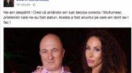 Codrin Ştefănescu vrea să divorţeze. TFL-iştii jubilează. Ce ar fi să le salvăm căsnicia ?