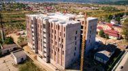 Noul spital de la Mioveni e făcut să reziste unui cutremur de 9,4 grade pe scara Richter!