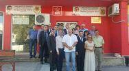 Deputatul PSD Ștefan Ovidiu Popa mai aproape de cetățenii din Drăgășani!